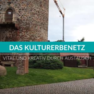 Thumbnail des Veranstaltungsvideos: Das Kulturerbenetz - Vital und Kreativ durch Austausch