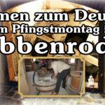 Herzlich Willkommen zum Deutschen Mühlentag am Pfingstmontag in Abbenrode